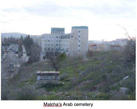 Malka cemetery