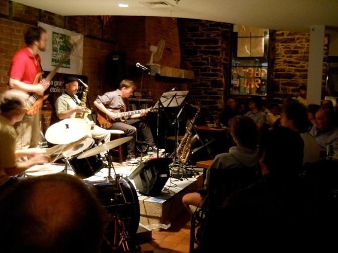 Vic Vogel Jazz Stories