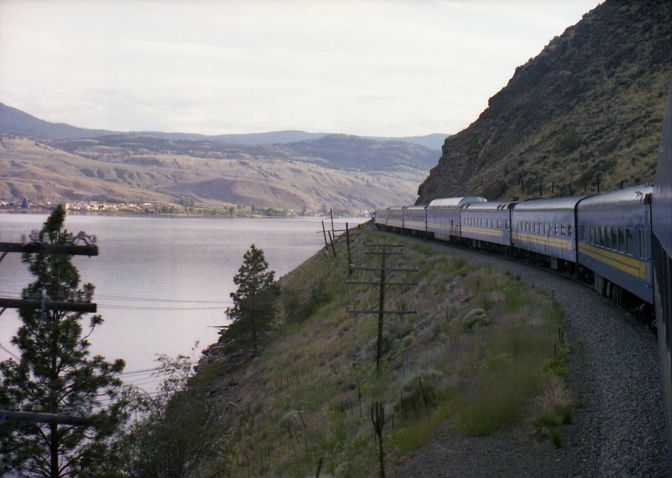 Trans-Canadian Train